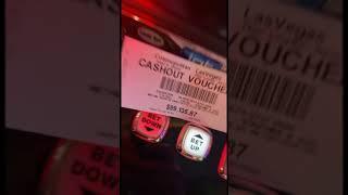 Massive Slot Win in Vegas!