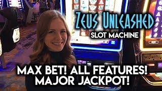 New Zeus UNLEASHED! Major Jackpot! Best Zeus Game EVER!