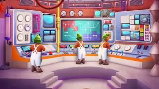 """WILLY WONKA: CANDY CONTROL CENTER Video Slot Casino Game with a """"BIG WIN""""  PICK BONUS"""