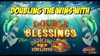 •NEW DELIVERY•  DOUBLE BLESSINGS Slot Bonuses NICE WINS!