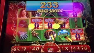 The Princess Bride Fire Swamp Free Spin Bonus Small Bet Big Win!