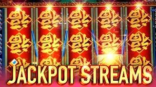BIG WIN HITS!!! on Jackpot Streams China Mystery 2c Konami Video Slots