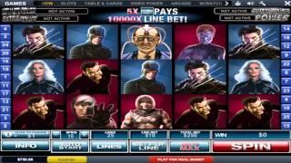 X-Men ™ Free Slots Machine Game Preview By Slotozilla.com