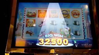 Super Monopoly Money!  Huge Win!  Reel Slot Story 9!