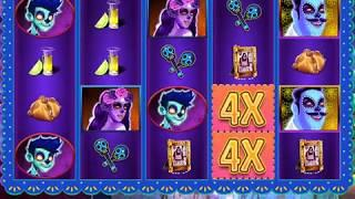 FESTIVAL OF SOULS Video Slot Casino Game with a FESTIVAL FREE SPIN BONUS