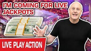 ⋆ Slots ⋆ Live High-Limit Slot Play ⋆ Slots ⋆ Jackpots & Bonuses - I'm Coming for YOU