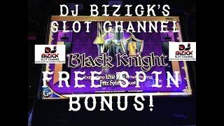 ~ LOCKING EXPANDING REEL WILDS ~ Black Knight Slot Machine ~ ROYALLY RIPPED OFF!! • DJ BIZICK'S SLOT