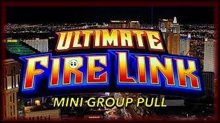 WINNING Mini Group Pull •••• Ultimate Fire Link •️ The Slot Cats •