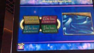 BIG WIN - Michael Jackson Icon & Butterfly Kiss Slot Machine Bonus