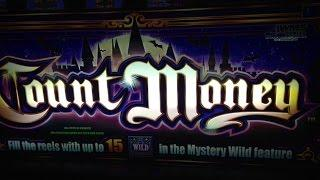 Mystery Wilds Feature -Count Money Slot WMS