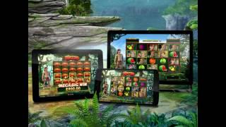 Tarzan• Online Slot Teaser
