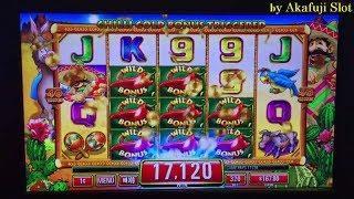 First Attempt•CHILLI GOLD Slot Machine Max Bet $3.20, San Manuel Casino, Akafujislot