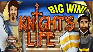 BIG Base Game Hit on Knight's Life Merkur Slot - £2.50 Bet