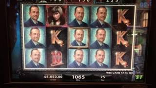 Black Widow Bonus Round at $75/pull at Lodge Casino Colorado