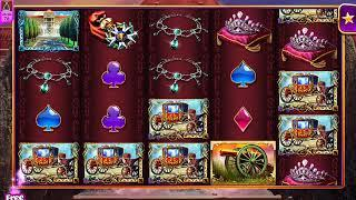 NAPOLEON & JOSEPHINE Video Slot Casino Game with a FREE SPIN BONUS