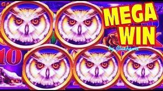 •5 BONUS SYMBOL• SUPER GAME •HUGE WIN!• TIMBERWOLF DELUXE slot machine BONUS WINS!