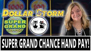 ⋆ Slots ⋆ HAND PAY! SUPER GRAND JACKPOT CHANCE (LIVE SLOT PLAY)