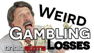 Top 5 Craziest Gambling Losses Ever