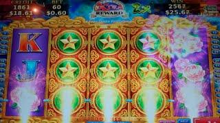 Dragon's Law Hot Boost Slot Machine Bonus - Free Games w/ Random Wilds + Multipliers - NICE WIN (#2)