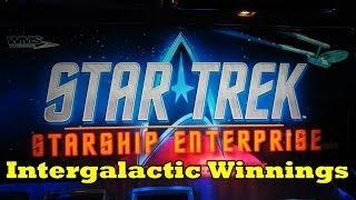 WMS - Star Trek Starship Enterprise!  Nice Wins!
