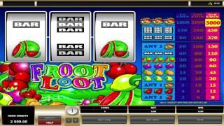 Froot Loot ™ Free Slots Machine Game Preview By Slotozilla.com