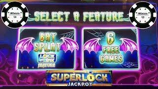 •SUPER LOCK LOCK IT LINK CATS, HATS & MORE BATS •LIGHTNING LINK WILD CHUCO