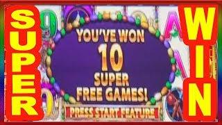 ** GREAT SESSION ON WONDER 4 TALL FORTUNES SLOT MACHINE ** SLOT LOVER **