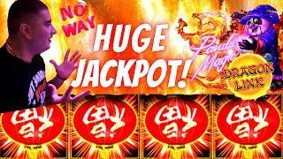 High Limit Dragon Link HUGE HANDPAY JACKPOT - ⋆ Slots ⋆Unbelievable⋆ Slots ⋆ ! Slot Machine Mega HAN