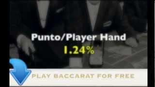 How To Play Baccarat - The Basics