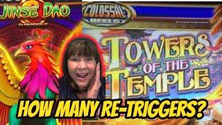 JINSE DAO & TOWERS OF THE TEMPLE BONUS