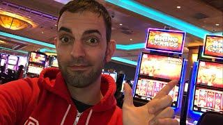 •LIVE at the Casino • $500 into Slot Machines • Brian Christopher Slots