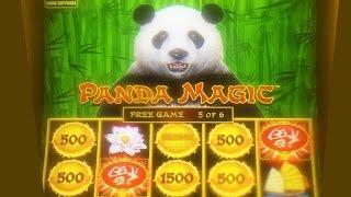 #G2E2016 Aristocrat   NEW Panda Magic slot machine