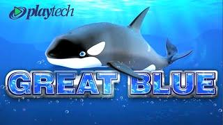 Great Blue Online Slot from Playtech