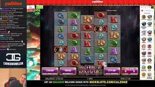 Casino Slots Live - 01/02/18 *Bonus Hunt*
