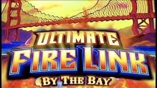 •ULTIMATE FIRE LINK | BY THE BAY• •• FISHING FOR WINS! Slot Machine Bonus (SG)