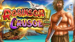 Robinson Crusoe Cash Odyssey NSW