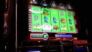 Planet Moolah a WMS nickel slot machine bonus win