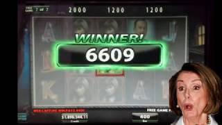 Black Widow High Limit Bonus Slot Play