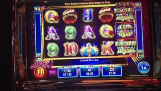 Electric Nights Slot Machine 10+5 FREE SPINS BONUS