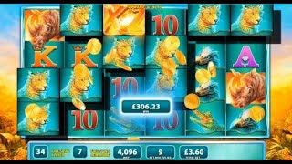 Live Slots Winning Highlights With Trono