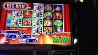 $1,800 RUN ON JUNGLE WILD 2 and QUEEN OF THE WILD 2 ALL ON FREE PLAY