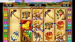 EASY WIN• SCR888 Paydirt Slot Game•ibet6888.com