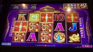 ++ HANDPAY ++ 5 TREASURES Slot Machine - Big Huge Win - Bonus & Retrigger - Similar 88 Fortunes