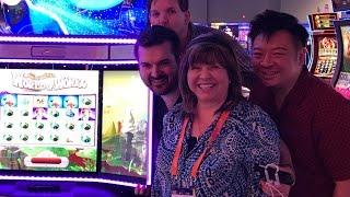 G2e 2016! Walk around the Global Gaming Expo with me!