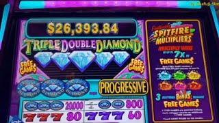 Triple Double Diamond - Spitfire Multipliers