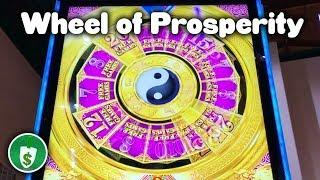 Wheel of Prosperity Phoenix slot machine, Free Spin Bonus