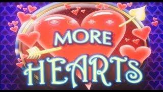 Aristocrat Technologies - More Hearts Slot Bonus WIN