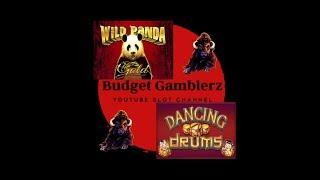 DANCING DRUMS ~ Testing The RUDIES Theory ~ WILD PANDA GOLD ~ Panda! Panda! Panda!