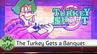 The Great Turkey Shoot slot machine Bonus