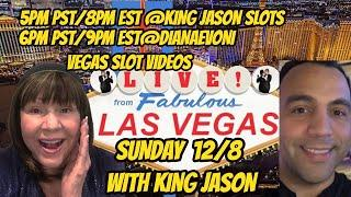 Live from Cosmopolitan with King Jason & friends!